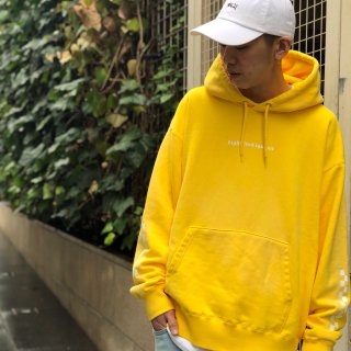 【LEFLAH】spray discharge parka(YEL)