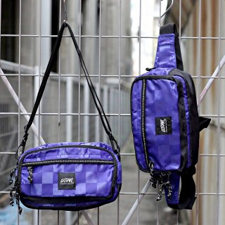 【LEFLAH】2way bum bag(PPL)