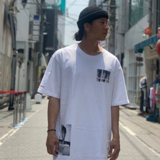【LEFLAH】remember tee(WHT)