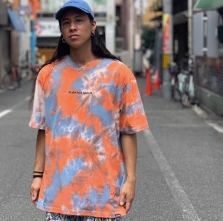 <img class='new_mark_img1' src='//img.shop-pro.jp/img/new/icons1.gif' style='border:none;display:inline;margin:0px;padding:0px;width:auto;' />【LEFLAH】tie-dye tee(BLU)
