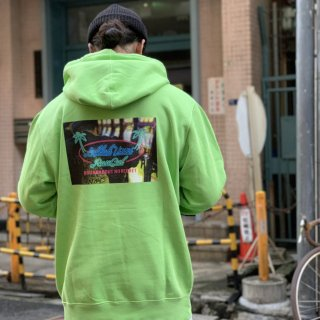 <img class='new_mark_img1' src='https://img.shop-pro.jp/img/new/icons1.gif' style='border:none;display:inline;margin:0px;padding:0px;width:auto;' />【LEFLAH】neon parka(GRN)