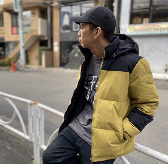 <img class='new_mark_img1' src='https://img.shop-pro.jp/img/new/icons1.gif' style='border:none;display:inline;margin:0px;padding:0px;width:auto;' />【LEFLAH】2way nylon down jacket(BEG)