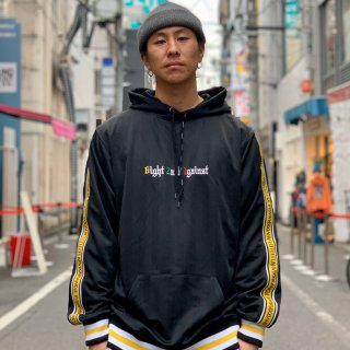 <img class='new_mark_img1' src='https://img.shop-pro.jp/img/new/icons1.gif' style='border:none;display:inline;margin:0px;padding:0px;width:auto;' />【LEFLAH】pullover jersey parka(BLK)