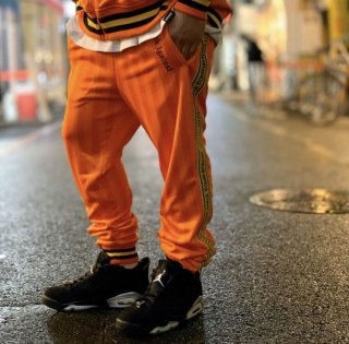<img class='new_mark_img1' src='https://img.shop-pro.jp/img/new/icons1.gif' style='border:none;display:inline;margin:0px;padding:0px;width:auto;' />【LEFLAH】line jersey pants(ORG)