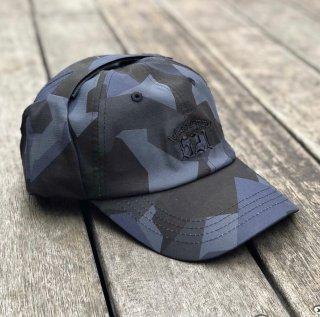 【LEFLAH】camo hunting cap(NVY)