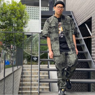 <img class='new_mark_img1' src='https://img.shop-pro.jp/img/new/icons1.gif' style='border:none;display:inline;margin:0px;padding:0px;width:auto;' />【LEFLAH】tie-dye  easy pants (KAH)