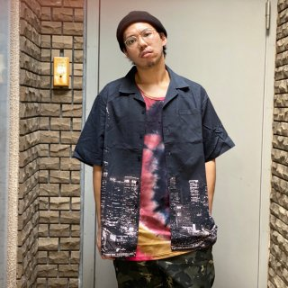 <img class='new_mark_img1' src='https://img.shop-pro.jp/img/new/icons1.gif' style='border:none;display:inline;margin:0px;padding:0px;width:auto;' />【LEFLAH】tie dye tank top(BLK)