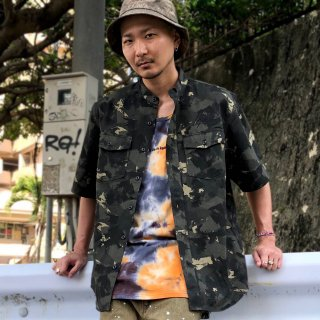 <img class='new_mark_img1' src='https://img.shop-pro.jp/img/new/icons1.gif' style='border:none;display:inline;margin:0px;padding:0px;width:auto;' />【LEFLAH】tie dye tank top(ORG)