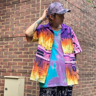 <img class='new_mark_img1' src='https://img.shop-pro.jp/img/new/icons1.gif' style='border:none;display:inline;margin:0px;padding:0px;width:auto;' />【LEFLAH】tie dye tank top(PPL)