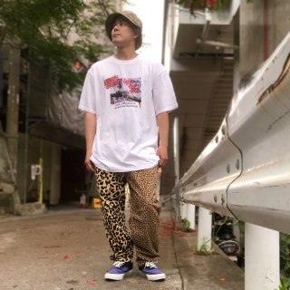 <img class='new_mark_img1' src='https://img.shop-pro.jp/img/new/icons1.gif' style='border:none;display:inline;margin:0px;padding:0px;width:auto;' />【LEFLAH】leopard pattern easy pants(BEG)