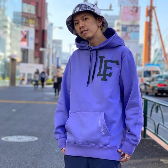 <img class='new_mark_img1' src='https://img.shop-pro.jp/img/new/icons2.gif' style='border:none;display:inline;margin:0px;padding:0px;width:auto;' />【LEFLAH】 team logo pigment dyed parka(LUV)