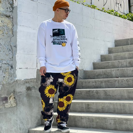 <img class='new_mark_img1' src='https://img.shop-pro.jp/img/new/icons1.gif' style='border:none;display:inline;margin:0px;padding:0px;width:auto;' />【LEFLAH】mum easy pants(BLK)