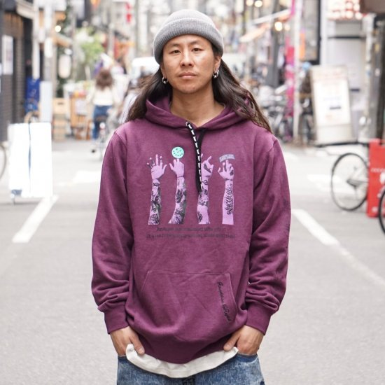 <img class='new_mark_img1' src='https://img.shop-pro.jp/img/new/icons1.gif' style='border:none;display:inline;margin:0px;padding:0px;width:auto;' />【LEFLAH】621 sign parka(PPL)