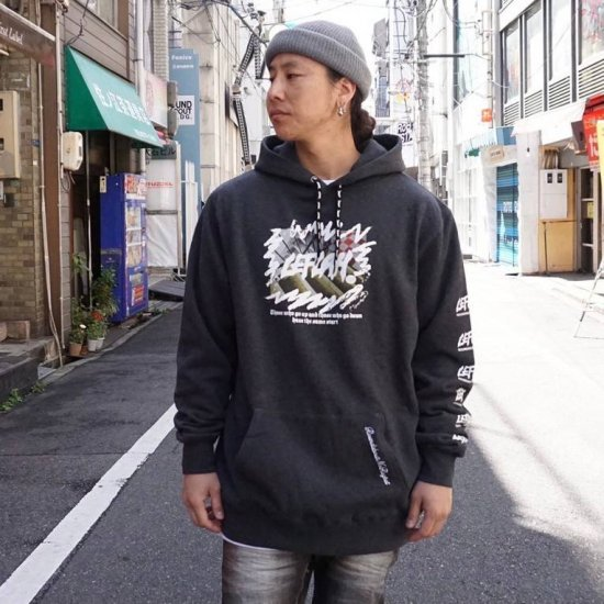 <img class='new_mark_img1' src='https://img.shop-pro.jp/img/new/icons1.gif' style='border:none;display:inline;margin:0px;padding:0px;width:auto;' />【LEFLAH】same start parka(BLK)