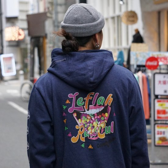 <img class='new_mark_img1' src='https://img.shop-pro.jp/img/new/icons1.gif' style='border:none;display:inline;margin:0px;padding:0px;width:auto;' />【LEFLAH】candy ass parka(NVY)