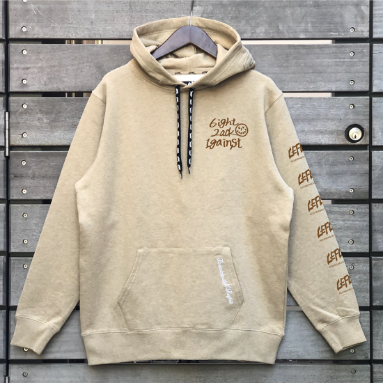 <img class='new_mark_img1' src='https://img.shop-pro.jp/img/new/icons1.gif' style='border:none;display:inline;margin:0px;padding:0px;width:auto;' />【LEFLAH】one by one parka(BEG/BRW) ※先着限定ネックストラップ付き