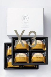【送料無料/法事・仏事用】たくみにしかわ バターラスク 48枚入り×3個まとめ買いセット