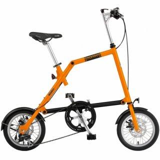 NANOO FD-1408 折りたたみ自転車 14インチ
