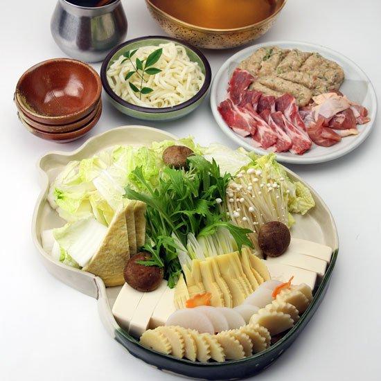 京都・長岡産 筍入りちゃんこ鍋