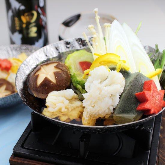 【冷凍】淡路 鱧すきレンチン個食鍋
