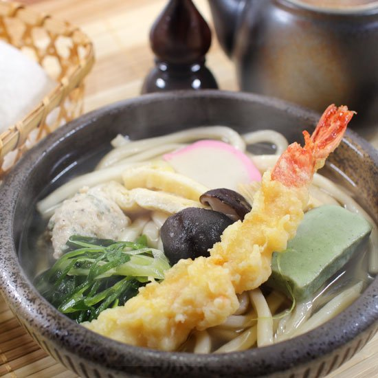 【冷凍】鍋焼きうどん