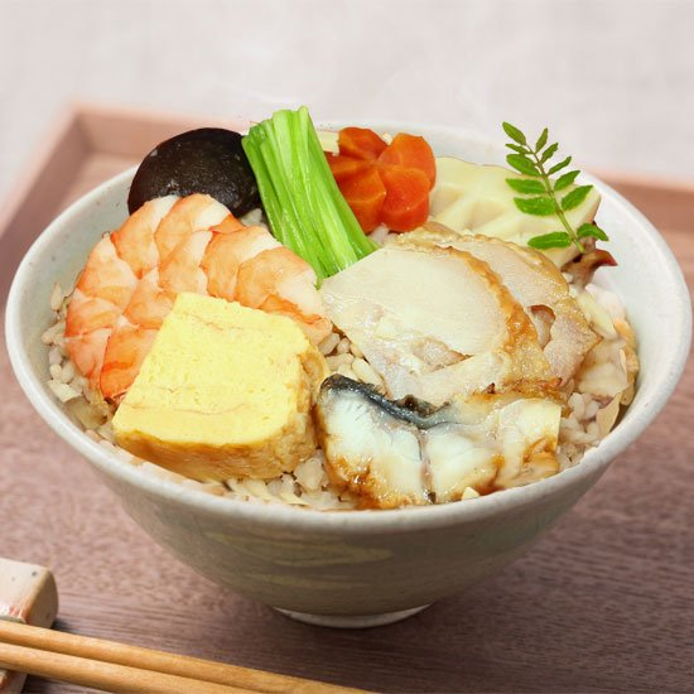 【冷凍】レンチン可の京の炊き込みご飯
