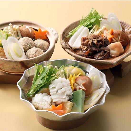 【冷凍】レンチン可 京小鍋 おひとり様用6個入り