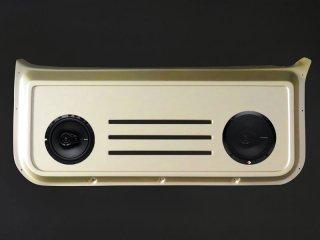 バックドアスピーカーボード&スピーカーセット[塗装付/ゴールド]<br>ジムニーJB23W/33W/43W