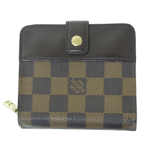 LOUIS VUITTON(ルイヴィトン) コンパクトジップ 財布