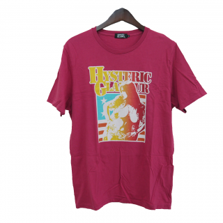 HYSTERIC GLAMOUR(ヒステリックグラマー) ガールズプリント Tシャツ