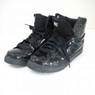 NIKE(ナイキ)WMNS AIR TROUPE MID BLACK  324922-002