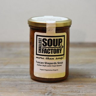 Smallest Soup Factory Tuscan Sheperds Soup アクアコッタスープ