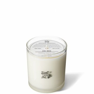 【APOTHEKE FRAGRANCE 】 GLASS CANDLE