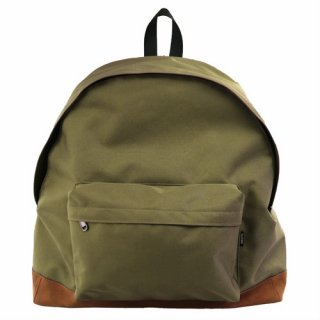 PACKING BOTTOM SUEDE BACKPACK