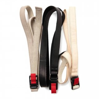 hobo HORSE LEATHER LONG BELT with FIDLOCK® BUCKLES