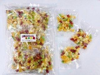 6種のフルーツキューブ小袋50g×15袋
