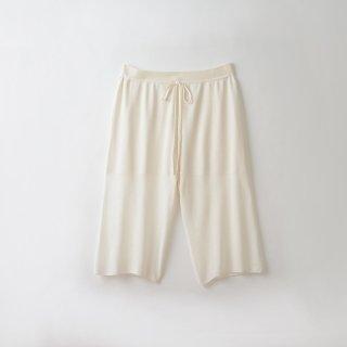 メンズ無縫製ハーフパンツ