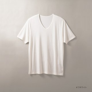 メンズ VネックTシャツ
