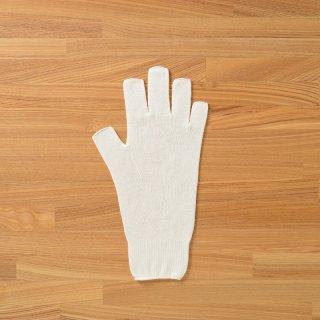無縫製ガーゼ指出し手袋S