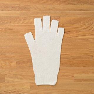 無縫製ガーゼ指出し手袋M