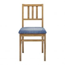 HARLEM CHAIR DENIM (�ϡ���� ������ �ǥ˥�)��JSF