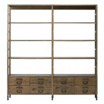 NoMad UNIT TALL SHELF W1782 (ノマドユニット トールシェルフ W1782)/JSF(TWOMAN ASSY)