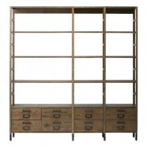 NoMad UNIT TALL SHELF W1812 (ノマドユニット トールシェルフ W1812)/JSF(TWOMAN ASSY)