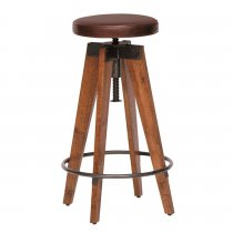 CHINON HIGH STOOL LEATHER (シノン ハイスツール レザー)/JSF
