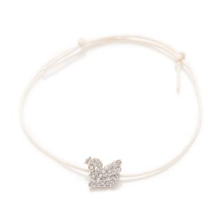 Odette ブレスレット the wrist of swan シルバー/クリスタル
